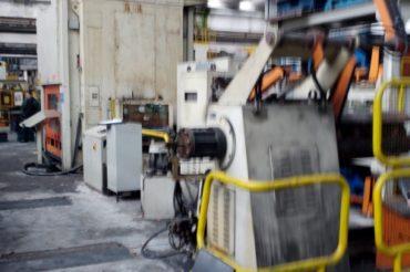 400 t ROVETTA <br />Model: S2 400-1600-1200 p/n 2561 PR7