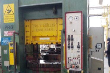 250 t MULLER  <br />Model: SD.250.3.2